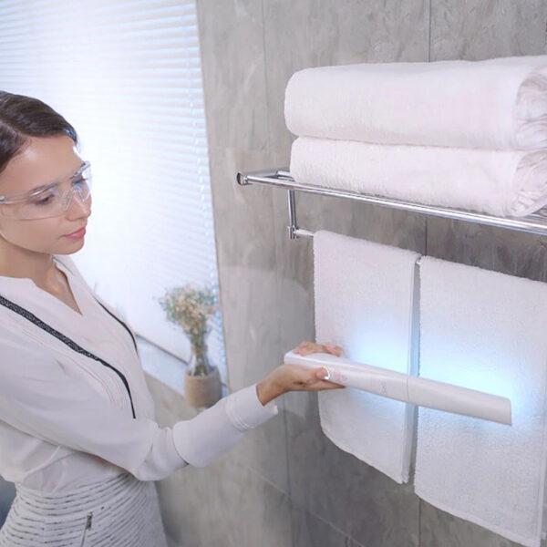 Sanitizing UV Wand