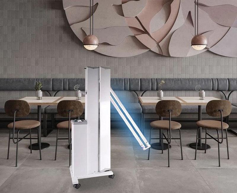 Λάμπα Απολύμανσης UVC LED