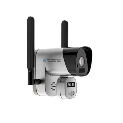 smart camera ελέγχου θερμοκρασίας