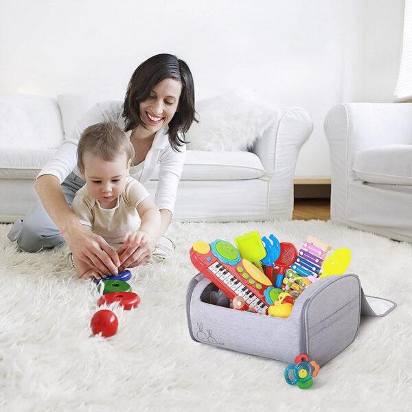 τσάντα απολύμανσης παιχνιδιών