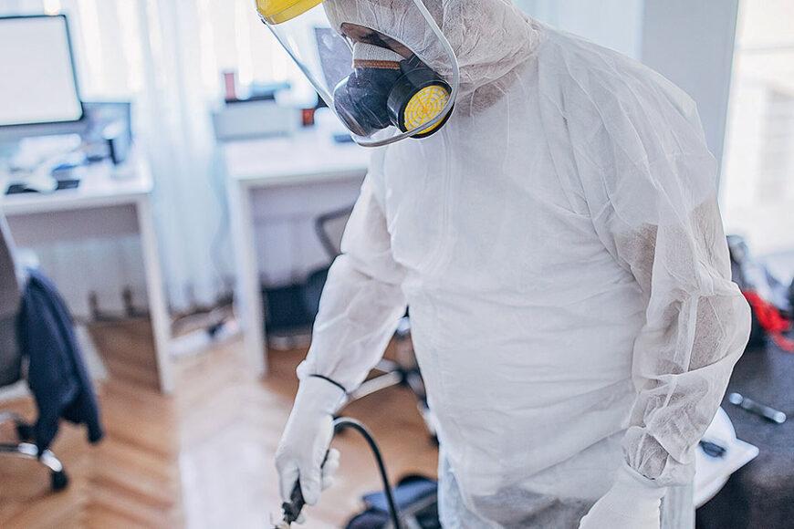 Αερομεταφερόμενος ιός