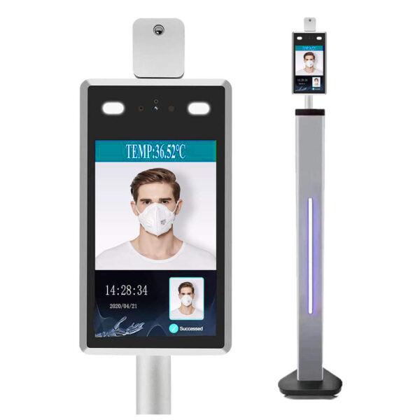 Κάμερα ελέγχου θερμοκρασίας με αναγνώριση προσώπου